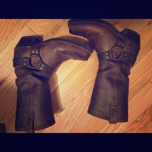 Frye Boots - women's size 8 M.
